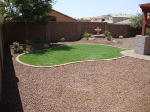 Best Backyard Landscape Synthetic Grass With Rock Backyard Landscaping Ideas