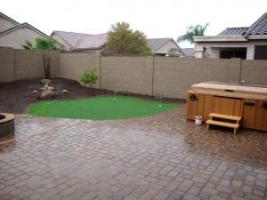Arizona Backyard Design Arizona Living Landscape