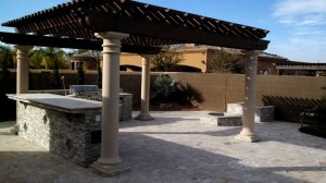 Arizona Landscape Contractor - Arizona Living Landscape & Design