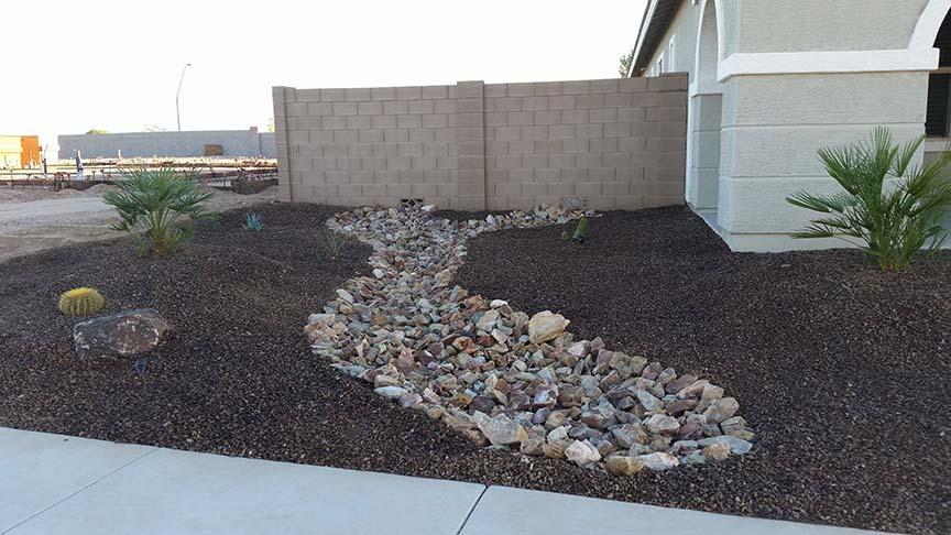 Desert Landscaping Ideas Front Yard Part - 34: Arizona Living Landscape