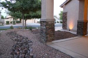 Rock Landscaping Desert Rock Landscaping El Paso Tx