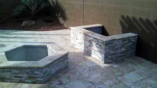 fire-pit-cultured-stone-travertine