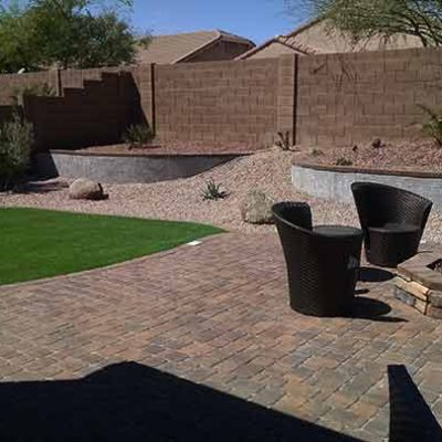 Arizona Backyard Landscaping