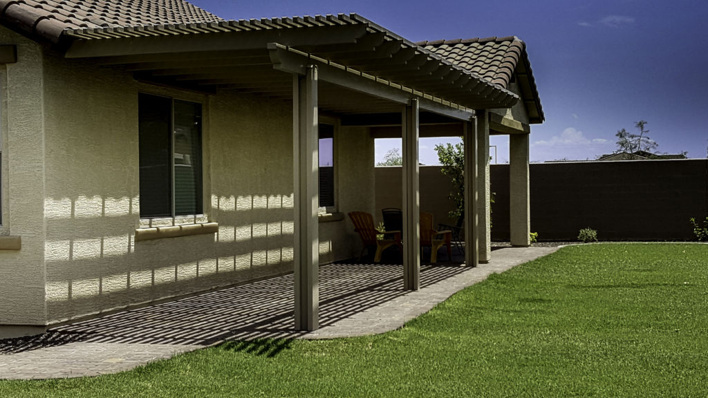 Pergola Patio Cover Alumawood Arizona Living Landscape